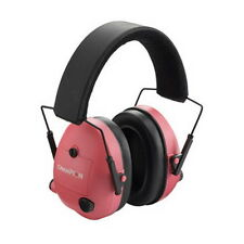 Champion Ladies Womens Pink Electronic Hearing Ear Muffs Shooting 21 NRR NEW