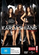 Keeping Up With The Kardashians Season 5 DVD Region 4 VG Condition