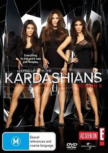 Keeping Up With The Kardashians : Season 5 : 2 Disc : NEW DVD