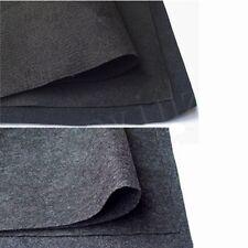 Trunk Carpet For Car Boat Sub Woofer Speaker Box Black/Gray 2mx1m