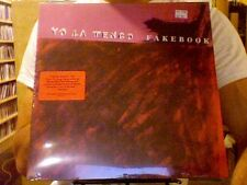 Yo La Tengo Fakebook LP sealed vinyl + download RE reissue