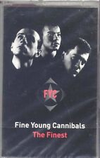 FYC FINE YOUNG CANNIBALS - The fines - MK7 MUSICASSETTA MC 1996 SIGILLATA SEALED