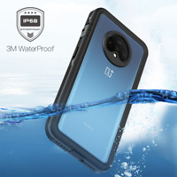 IP68 Waterproof Heavy Duty Shockproof Case for OnePlus 7T Defender Case Cover
