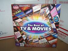 The Best of TV & Movies Board  GAME  - NEW AND SEALED
