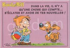CPM de Boule et Bill - Jean ROBA - Laurent Verron