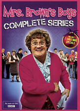 Mrs. Brown's Boys: Brendan O'Carroll Complete Series Seasons 1 2 3 DVD Boxed Set