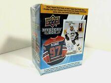 2018 Upper Deck Hockey Mystery Jumbo Box - Random Inserts Mystery Card / Mega!
