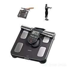 Digital Scale Body Fat Composition Weight Mass Analyzer Sensing Fitness Bath