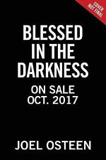 New Audiobook BLESSED IN THE DARKNESS Joel Osteen Unabridged CDs Sealed