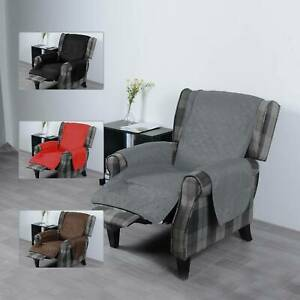 Recliner Pet Sofa Protector Chair Couch Slipcover Mat Armchair throw Cover