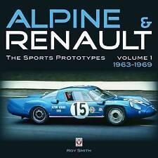 ALPINE & RENAULT - THE SPORTS PROTOTYPES, VOL. 1 1963-1969