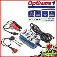 Mainteneur De Chargeur Batterie Plomb Acide Lithium Optimate 1 Duo 12V 0,6A Moto