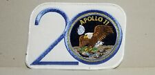 OFFICIAL APOLLO 11 20TH ANNIVERSARY PATCH