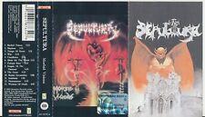Sepultura Morbid Visions 1986 2002 Ukraine Moon Cassette Licensed