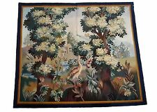 A Nice Tapestry with Bird and Trees