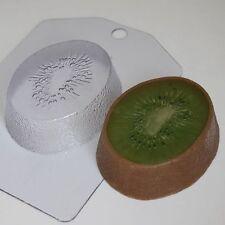 """Kiwi fruit"" plastic soap mold soap making mold mould"