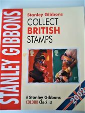Stanley Gibbons.Collect British Stamps.2002 Ed.From 1837.In Colour.Very Good