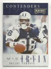 1995 Playoff Contenders Football - #88 - Michael Irvin - Dallas Cowboys