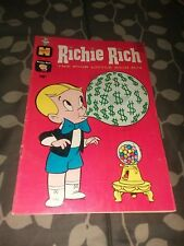 Richie Rich, The Poor Little Rich Boy #6 Harvey comics 1961 silver age cartoon