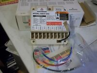 White Rodgers 50E47-843 Universal Furnace HSI Ignition Control Board Module Used