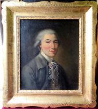 070309 Pittore francese del XVIII° Secolo. Ritratto di giovane gentiluomo