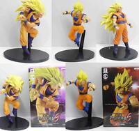 "BP. DragonBall Z DBZ ~ Super Saiyan ss ss3 goku pvc statue figure 6"""
