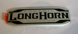 OEM  Ram Longhorn Tailgate Nameplate Emblem Badge for  1500 Ram
