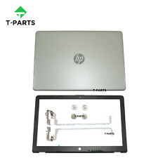 New For HP 15-bs053od 15-bs033cl 15-bs0xx Lcd Back Cover Rear Lid+Bezel+hinges S