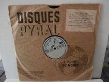 Vinyles mono 78 tours