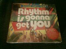 Various Artists - Rhythm Is Gonna Get You (2014) CD ALBUM New Party Dance Sealed