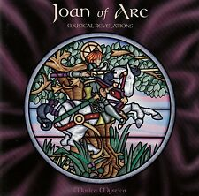 JOAN OF ARC - MUSICAL REVELATIONS - MUSICA MYSTICA / CD (CHACRA MUSIC CHACD 055)