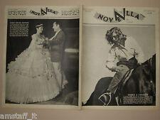 Novella=1955/3=VIRNA LISI=LESLIE CARON CHARLES WALTERS=GIULIETTA MASINA=