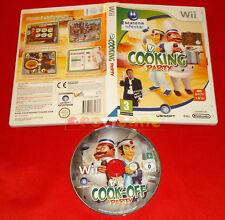 COOKING PARTY Nintendo Wii Versione Italiana 1ª Edizione ○ SENZA MANUALE - GC
