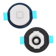 Para Apple iPad Air 5th Gen Home Botón Key Gasket Rubber Seal Blanco A1475 A1476