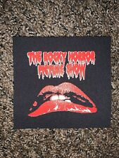 Rocky Horror Picture Show Cult Movie Cloth Patch
