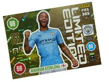 PANINI FIFA 365 2021 LIMITED RAHEEM STERLING - MANCHESTER CITY