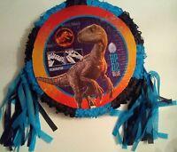 Jurassic World Pinata Birthday Party Game party Decoration photo prop,