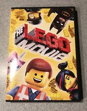 The Lego Movie DVD with used ultraviolet digital code EXCELLENT CONDITION