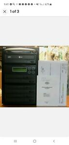 Standalone SySTOR DVD Duplicator, 1 to 3
