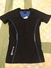 Women's Skins A200 Compression Short Sleeve Top New Medium
