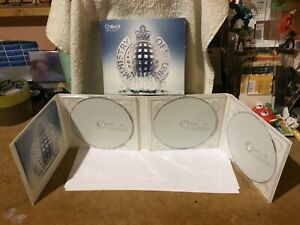 "MINISTRY OF SOUND ""CHILLED II 1991-2009"" - 3CD ALBUM"