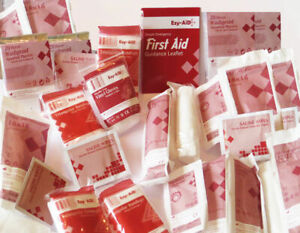 50 Person Ezy-Aid HSE First Aid COMPLETE Refill Kit - Workplace Pack, CE