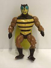 Vintage Amos del universo He-man Figura Buzz Off 1981-1985 Mattel Raro