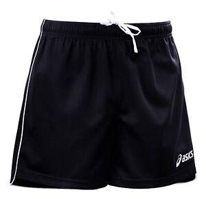 Asics Zona Mens Running Shorts Black Lightweight Loose Fit Sports Short