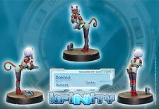 Infinity BNIB Nomads - Daktari (Doctor) 280516