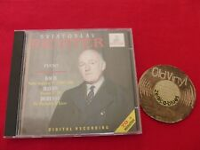 CD Bach Haydn Debussy: Richter Italy 1995