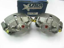 USA Industries FRP4788 Remanufactured Disc Brake Caliper Set - Front