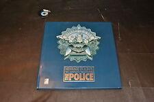 LIBRO MESSAGE IN A BOX CON 4 CD DEI POLICE DA COLLEZIONE RARISSIMO am rec