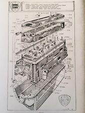 Lancia Dilambda 1930 - Catalogo Ricambi -Fotocopia