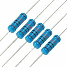 Metal Oxide Film Resistor, 10 Ohm to 100K Ohm, 3W, 5% - Lot of 5